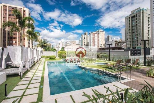 Apartamento Com 2 Quartos À Venda, 79 M²  - Savassi - Belo Horizonte/mg - Ap0472