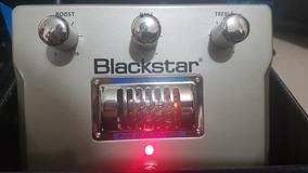 Pedal Blackstar Ht Boost Valvulado+fonte Original