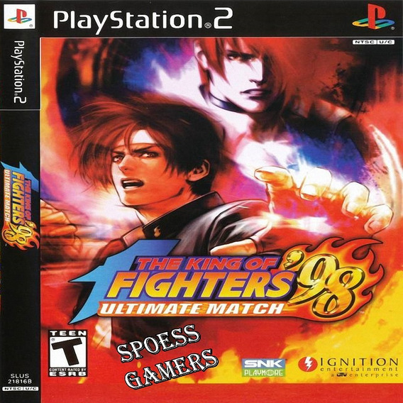 Kof 98 Ps2 King Of Fighters 98 The Ultimate Match Patch Kof
