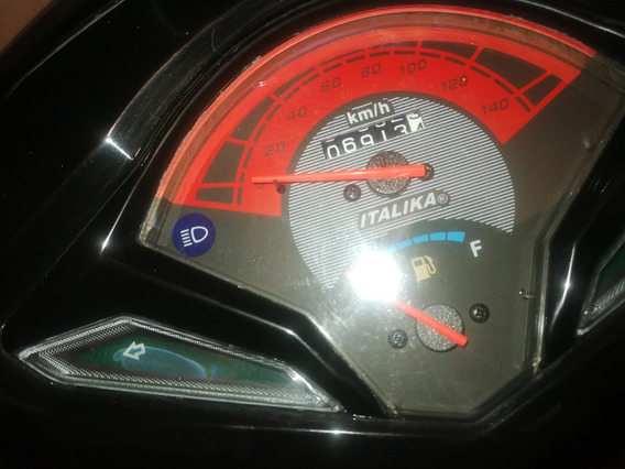 Italika Gt-150 Roja