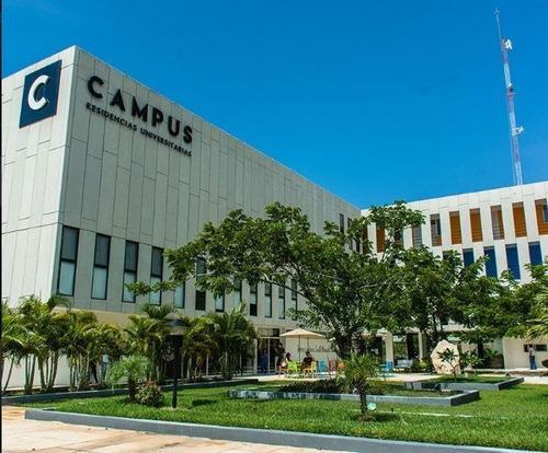 Imagen 1 de 17 de Departamento Amueblado En Renta En Campus University (mod. D