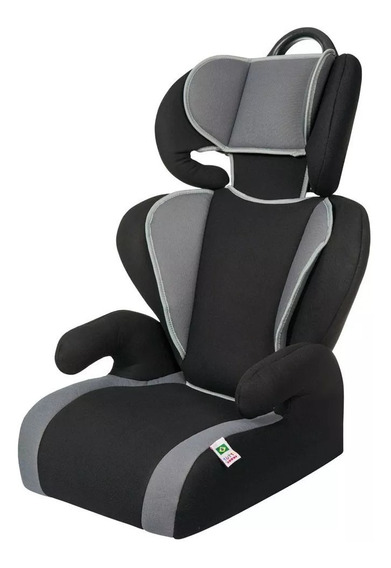 Cadeira Auto Safety Comfort Tutti Baby Preto/cinza 15-36kg