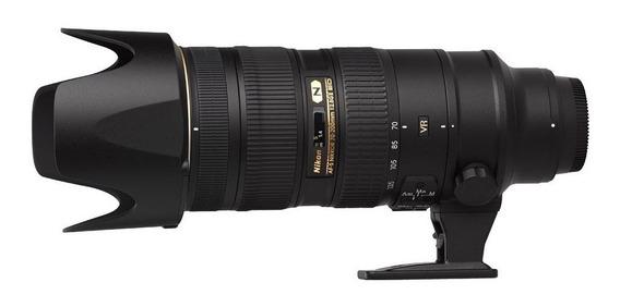 Nikon Af-s Nikkor 70-200mm F/2.8 G Ed Vr Lens