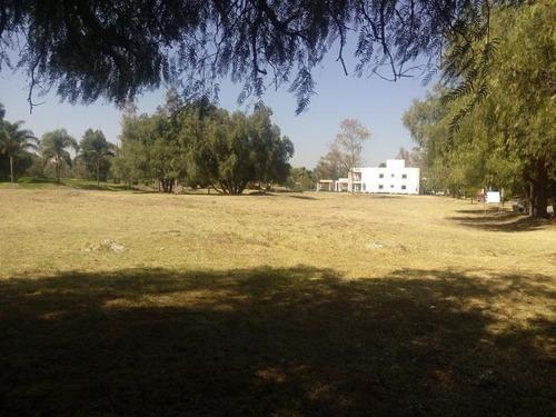 Terreno En Venta Club De Golf Balvanera Polo Y Country Club,