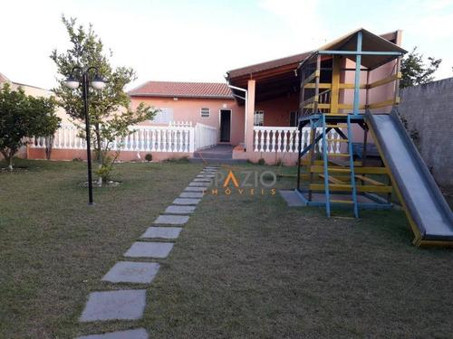 Imagem 1 de 11 de Chácara Com 1 Dormitório À Venda, 375 M² Por R$ 295.000,00 - Jardim Das Palmeiras - Ipeúna/sp - Ch0021