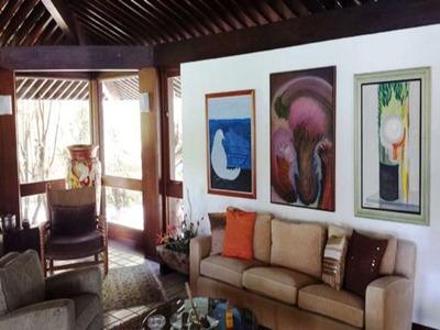 Excelente Casa Com 4 Suites Em Condominio Fechado 600m2 Em Lauro De Freitas - Lit377 - 4496534
