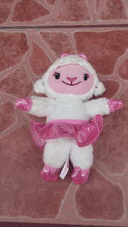 Peluche Lambie Doctora Juguetes T Y 18 Cms Alto Disney¡¡