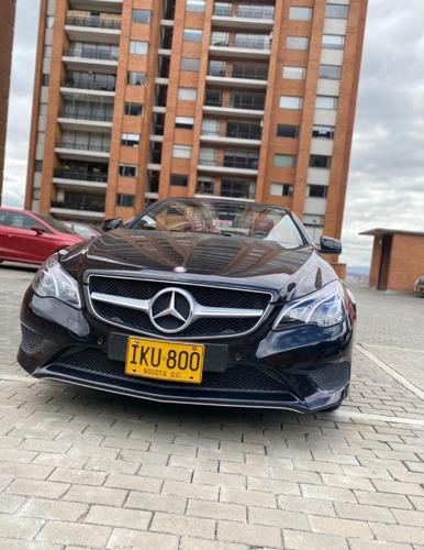 Mercedes Benz E25o Cabriolet Convertible