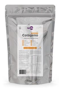 Colágeno Hidrolisado Tipo 1 Com Vitamina C Pó Gelvitta 1kg