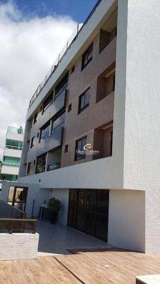 Apartamento Com 2 Dormitórios À Venda, 97 M² Por R$ 879.000 - Jardim Oceania - João Pessoa/pb - Ap2492