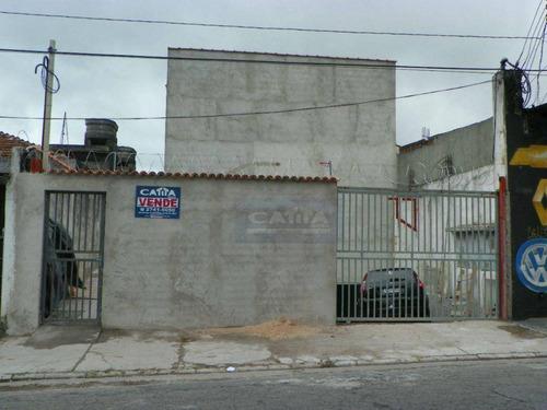 Imagem 1 de 17 de Sobrado 03 Dormitórios E 02 Vagas Em Condomínio Em São Mateus, São Paulo. - So9953