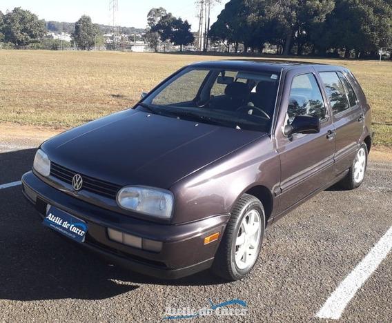 Vw Golf Glx 1995 - 46.000 Km Originais - Ateliê Do Carro