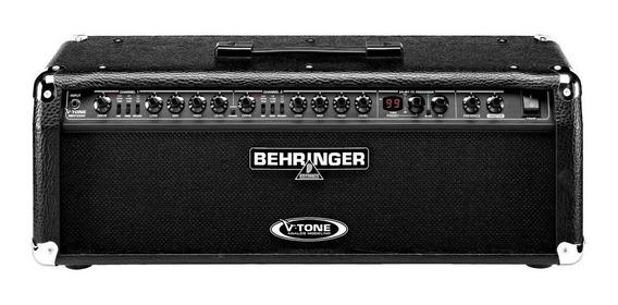 Behringer Gmx 1200h Cabezal Guitarra Modelador Analogo 120w