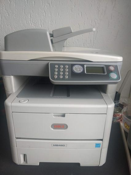 Impresso Multifuncional Oki