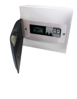 Kit String Box Solar Ca P/ Microinversor C/ Medidor 4 Em 1