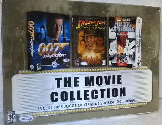 Lacrado 007 Nightfire Star Wars Battlegrounds Indiana Jones
