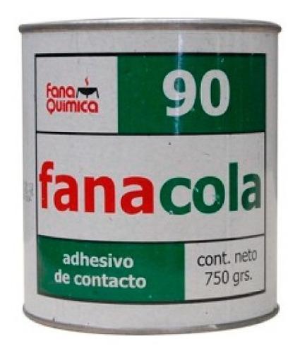 Cemento De Contacto Fanacola 90 | 750gr - 1lts