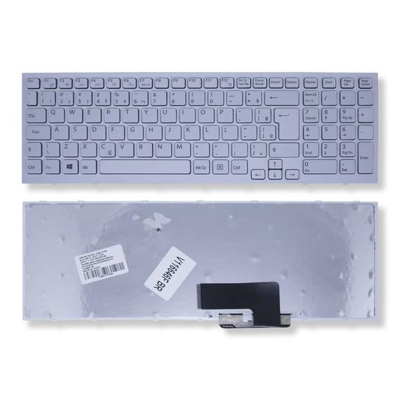 Teclado P/ Notebook Sony Vaio Vpc-eh100c Cn1