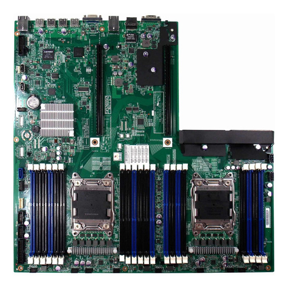 Placa Mãe Servidor Lenovo Thinkserver Rd540 Sx52600v2 (8081)