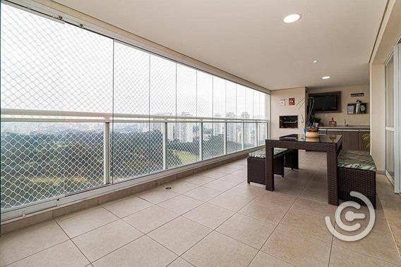 Apartamento Com 4 Dormitórios À Venda, 266 M² Por R$ 1.739.000,00 - Jd Marajoara - São Paulo/sp - Ap1333