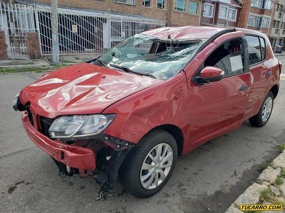 Chocados Otros Renault Sandero 2018