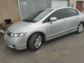 Honda Civic 1.8 Lxs Flex 4p 2009