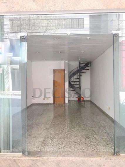 Loja À Venda, Carmo - Belo Horizonte/mg - 16381