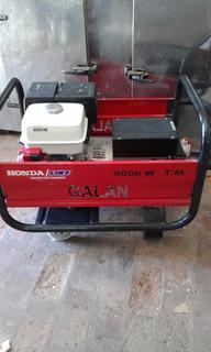 Grupo Electrógeno Honda Nuevo Sin Uso 9 Kva