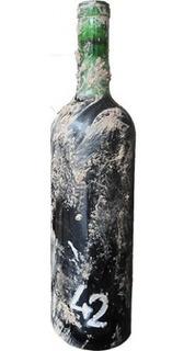 Vinho Dos Mortos Tinto Suave Bordô 720ml- Quinta Do Olivardo