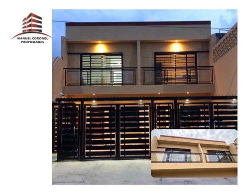 Duplex 4 Amb De 105 M2 Patio. Parrilla Y Cochera S.lugares