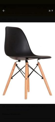 Cadeiras Charles Eames Eiffel Wood Design