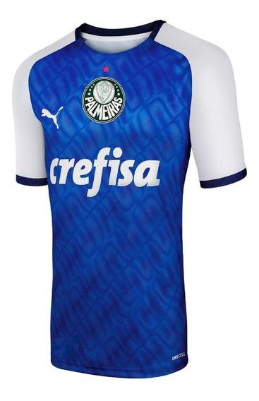 Nova Camisa Verde Branca Oficial Palmeiras Puma Promoçã