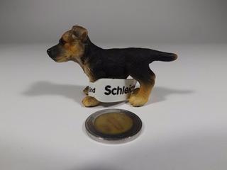 Figura Schleich Bonito Cachorro Pastor Alemán