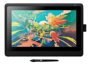 Tableta Grafica Wacom Cintiq 16 Dtk1660 Full Hd Ips