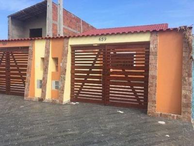 Linda Casa Em Itanhaém Bairro Nova Itanhaem