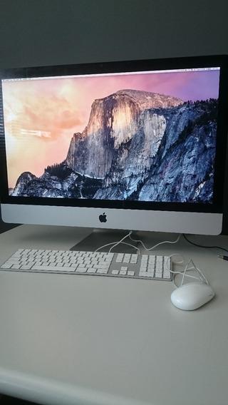 iMac 27/2011, 3.4ghz I7,16gb, Disk Ssd 240gb, Amd Hd6970 2gb