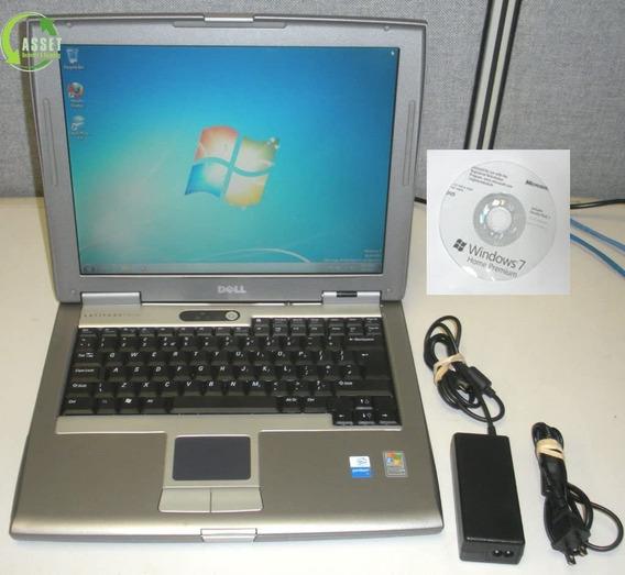 Notebook Laptop Dell Latitude D510 Pentium 1.7 Ghz 1 Gb 30gb