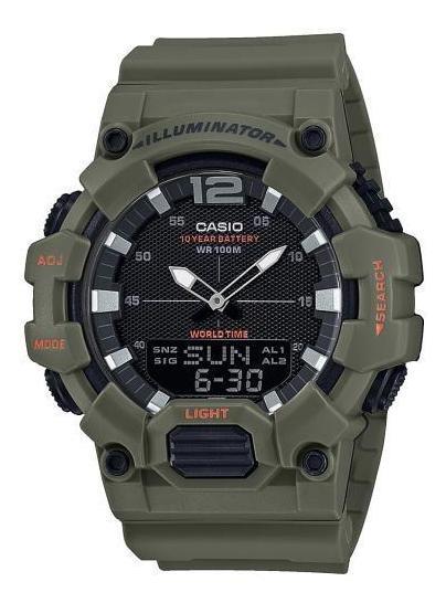 Reloj Para Caballero Casio Hdc-700-3a2vcf