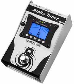 Pedal Landscape Afinador Atn1 Alpha Tuner - 9481