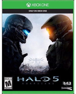 Halo 5 Guardians Xbox One. Fisico. Nuevo. Sellado