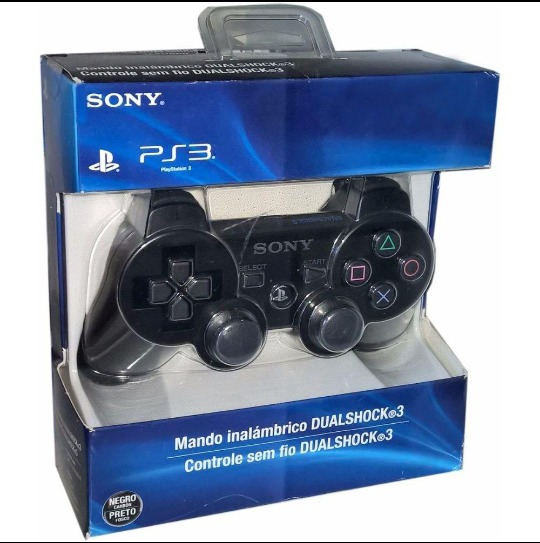 Controle Sony Ps3
