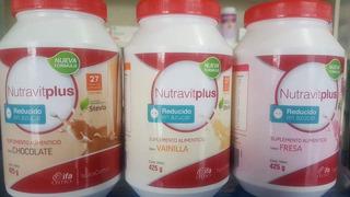 2 Botes De Nutravit Plus
