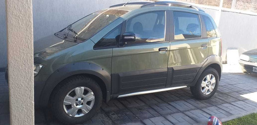 Fiat Idea 1.8 Adventure Alarma 2007
