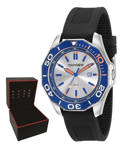 Relógio Mondaine Masculino Original C/garantia 83373g0mvni1