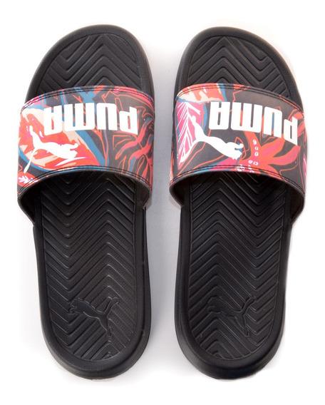 Chinelas Puma Platform Slide Mujer