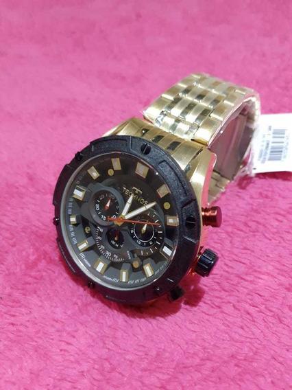 Relógio Technos Ts Carbono - Js25ce/4p