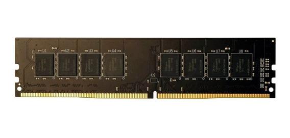Memória Ram Dimm 1x4gb 4gb Ddr4 2.400mhz 1.2v 19200mb/s
