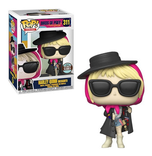 Funko Pop Harley Quinn Rick And Morty - Chase Da Vinci