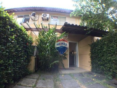 Casa Com 3 Dormitórios À Venda, 105 M² Por R$ 449.500 - Vargem Grande - Rio De Janeiro/rj - Ca0053