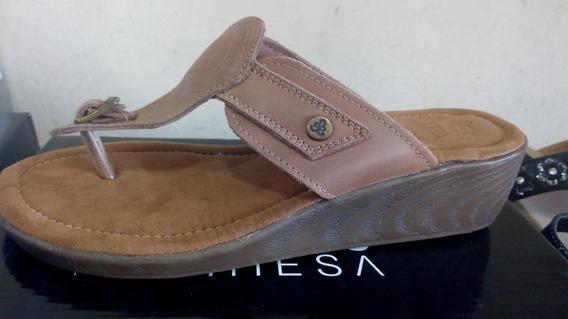 Crazy Shoes Atalaya.ojotas De Cuero